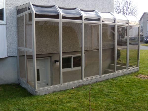 Solarium De Paris 3 Seasons Sunroom Gazebo Shelter