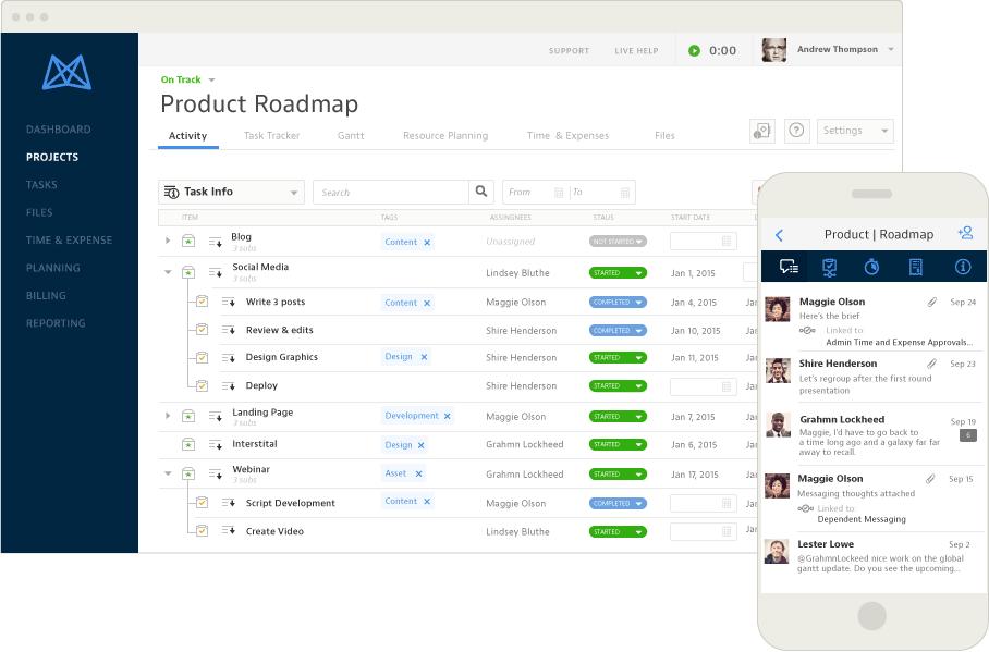 Mavenlink Online Project Management Software Blog