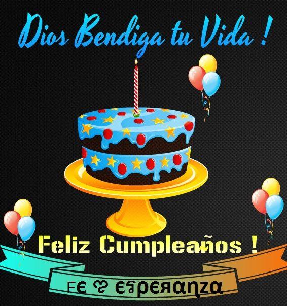 Felicidades A Quienes Cumplen Anos El Dia De Hoy Spanish