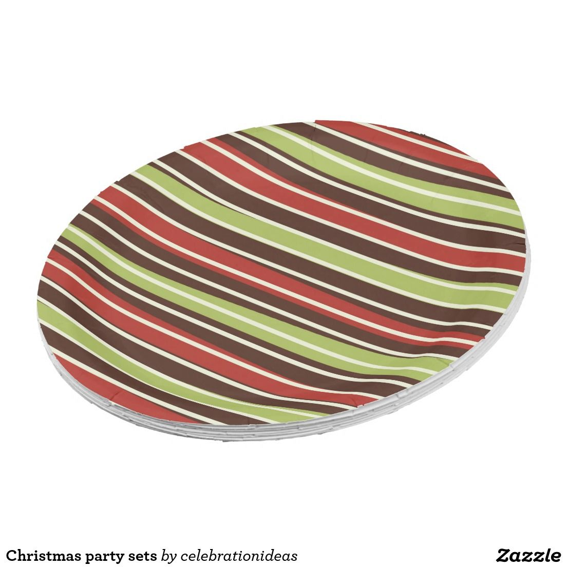 Christmas party sets paper plate  sc 1 st  Pinterest & Christmas party sets paper plate | Christmas parties Parties and Paper