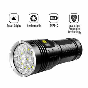 Top 10 Best 10000 Lumen Flashlights In 2020 Reviews Bright Led Flashlight Led Flashlight Flashlight