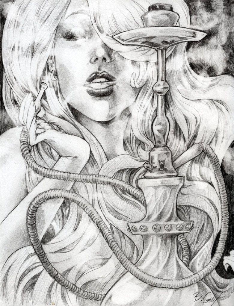 Hookah By Mouzly Fumaca De Narguile Narguile Desenho Narguile