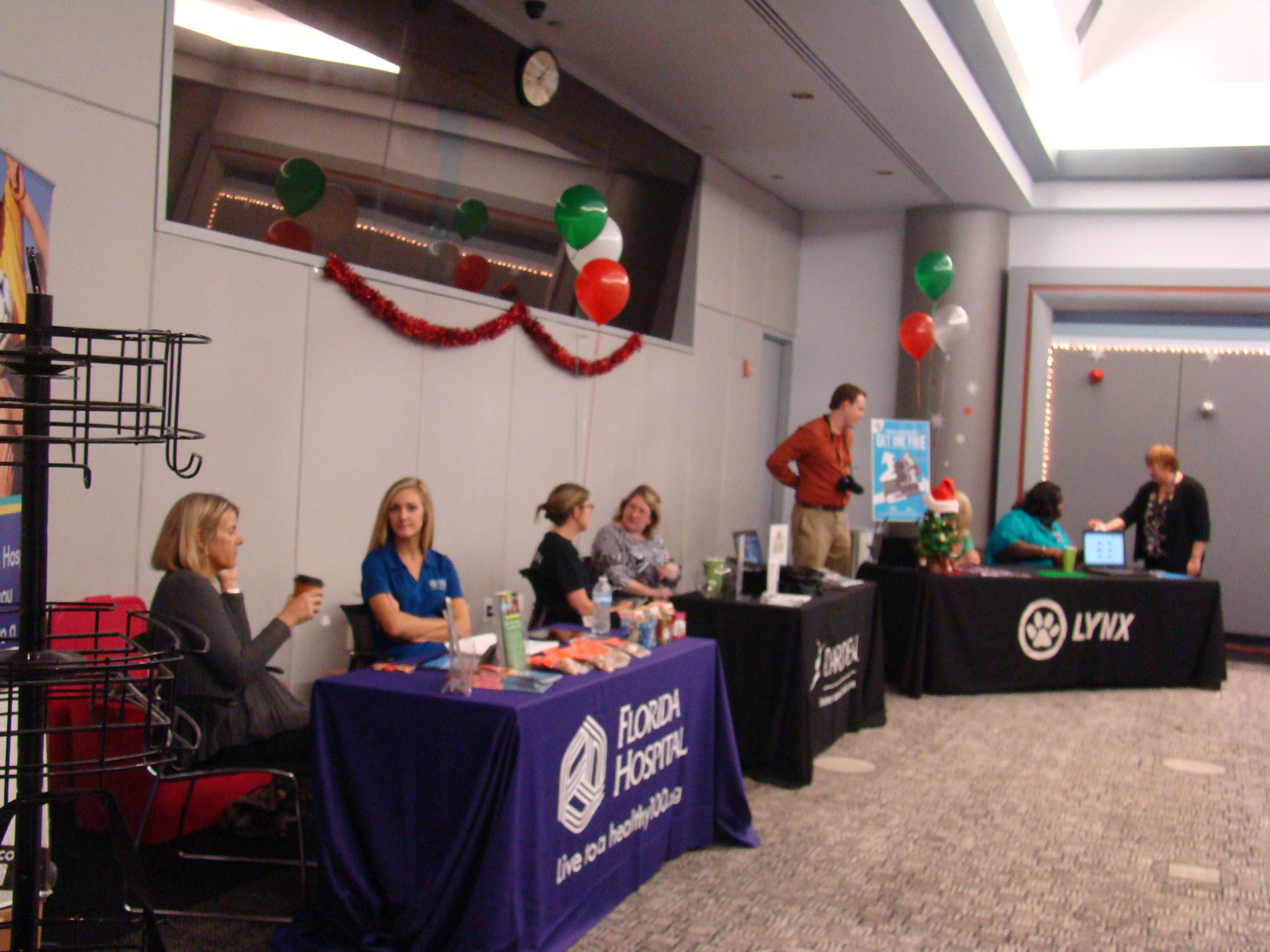 Florida Hospital Credit Union >> Florida Hospital And Darden Credit Union Convenience Fair