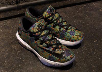 0123c5d844eaac Floral Nike KD 6 Floral XT QS
