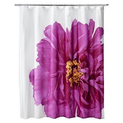 Gardenia Shower Curtain 72x72 Curtains Cute Shower Curtains
