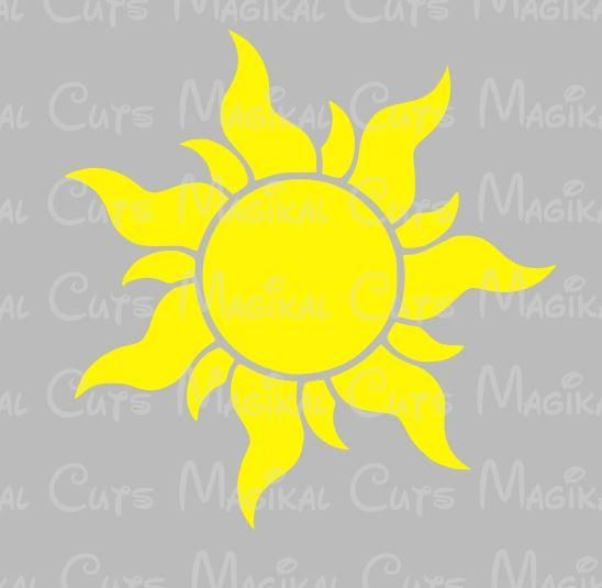 Tangled Sun Svg Studio Eps And Jpeg Digital Downloads Tangled Sun Sun Drawing Tangled Lanterns