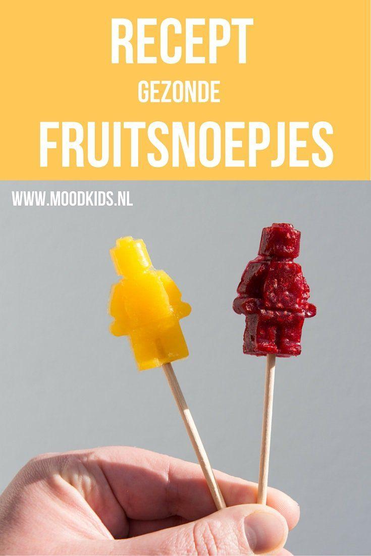 fruitsnoepjes maken