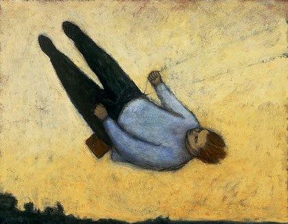 Swing by Brian Kershisnik