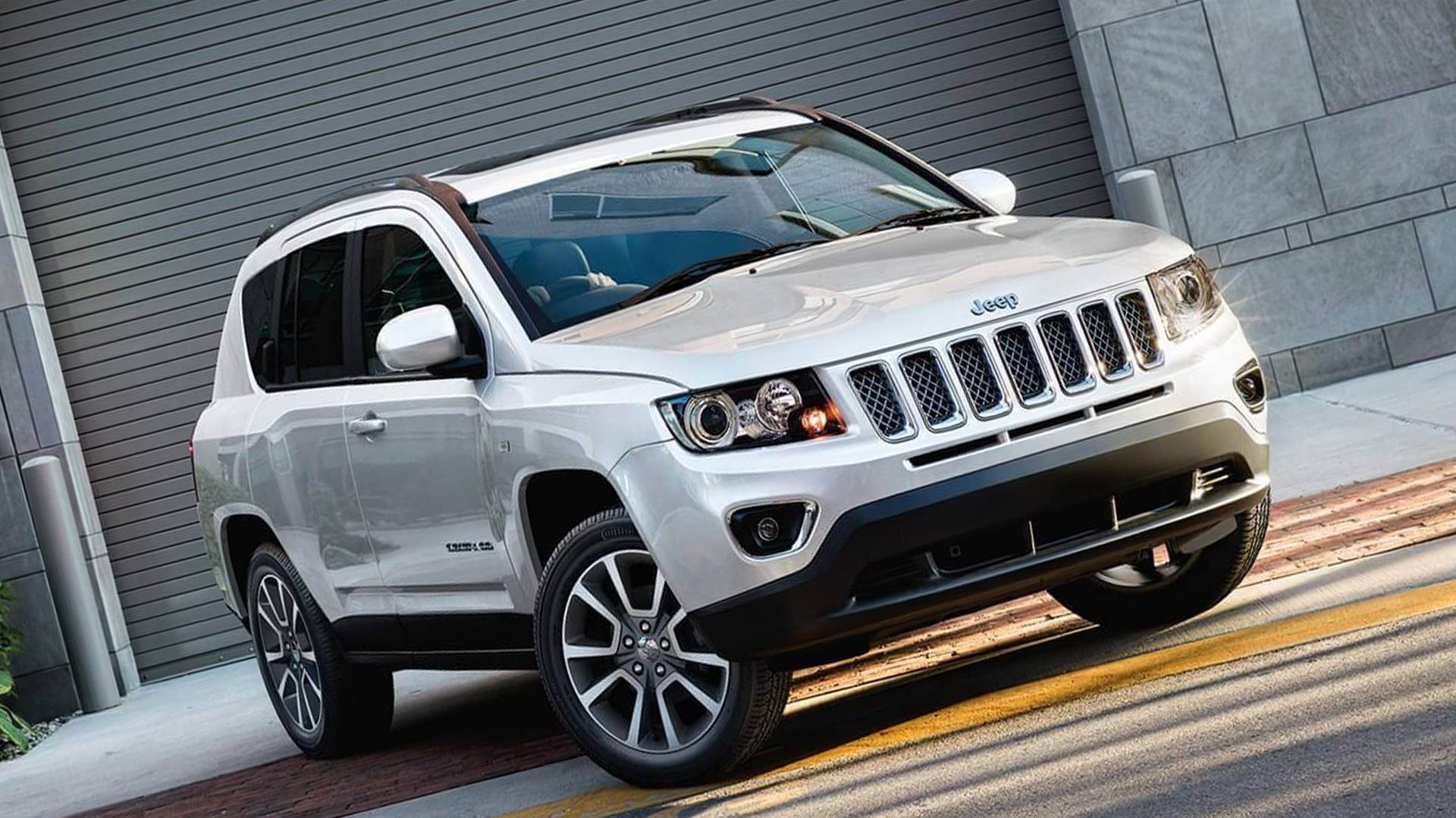 2019 Jeep Compass First Pictures