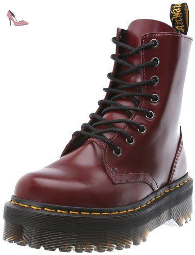 1460 Smooth, Unisex-erwachsene Combat Boots Dr. 1460 Lisse, Bottes De Combat Unisexe Adulte Dr. Martens Martens