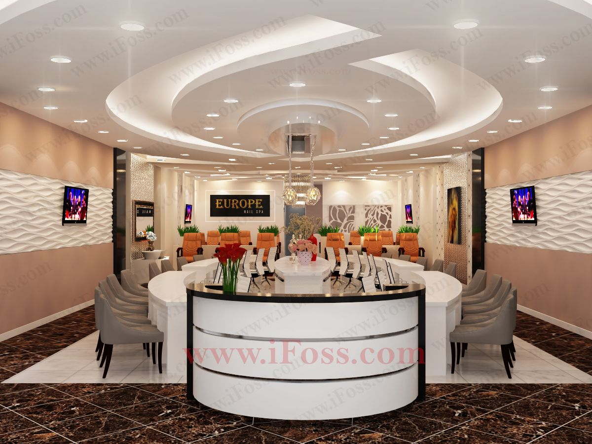 Build Nail Salon Fancy Nail Bar For Nail Salon Europe Nails Spa