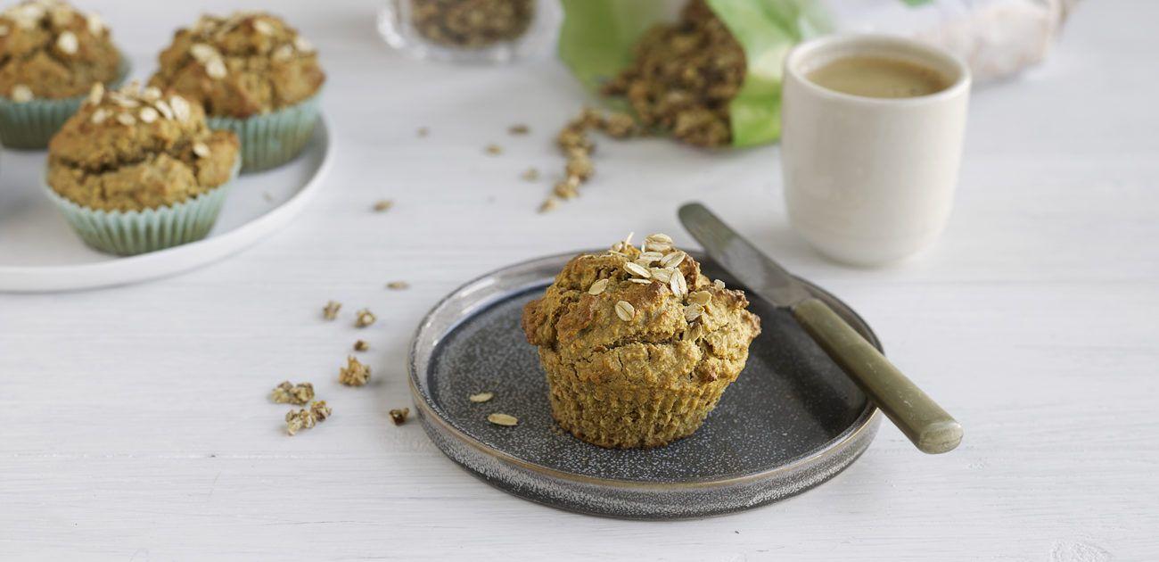 Musli muffins