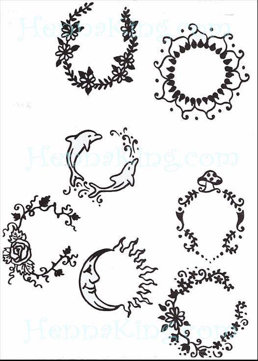 Belly Button Henna Designs Love The Top Left Middle Right Bottom Left And Bottom Right Henna Tattoo Designs Henna Designs Belly Henna