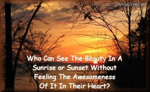 Beautiful Sunrise Scenery With Quote 02 Quotes Nature Quotes
