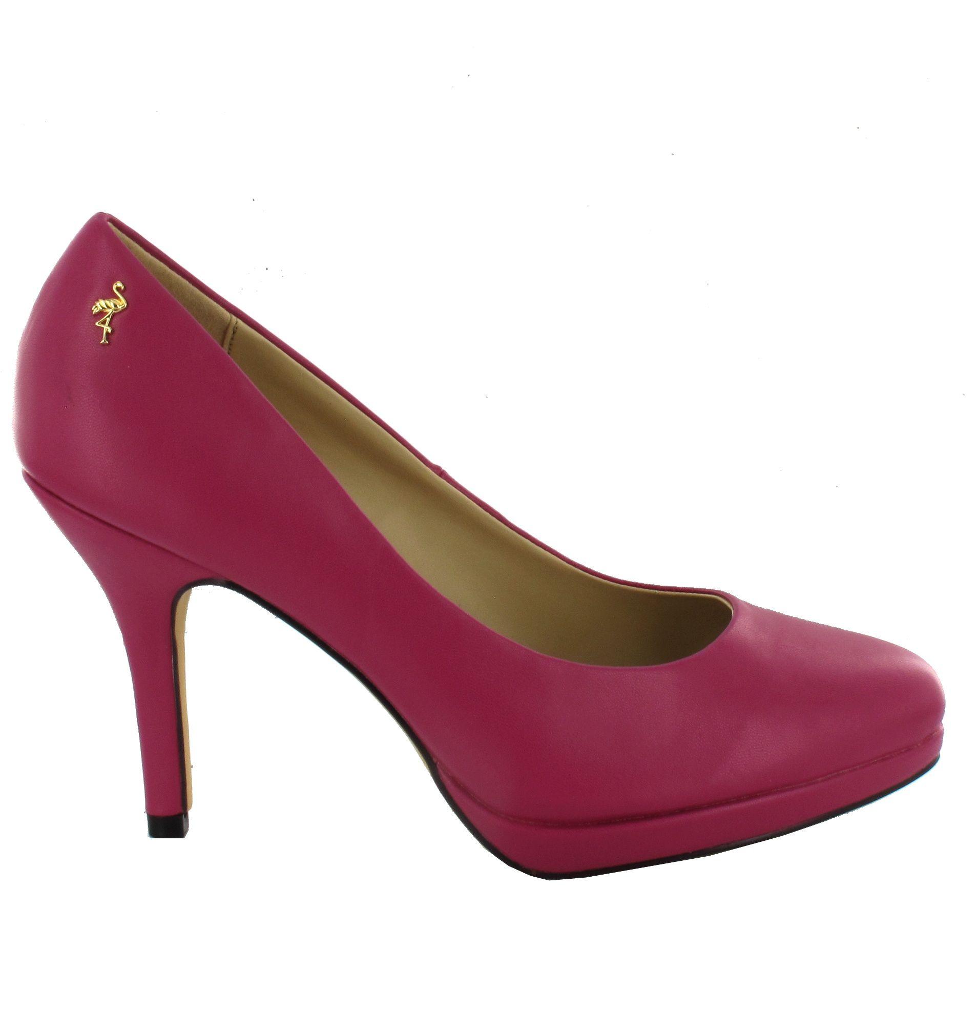 836943d7 Zapato de piel en Rojo con plataforma. Muy cómodos y elegantes. Ref.6812  //Leather Platform heels in Red. Very comfy and elegant. Ref.6812