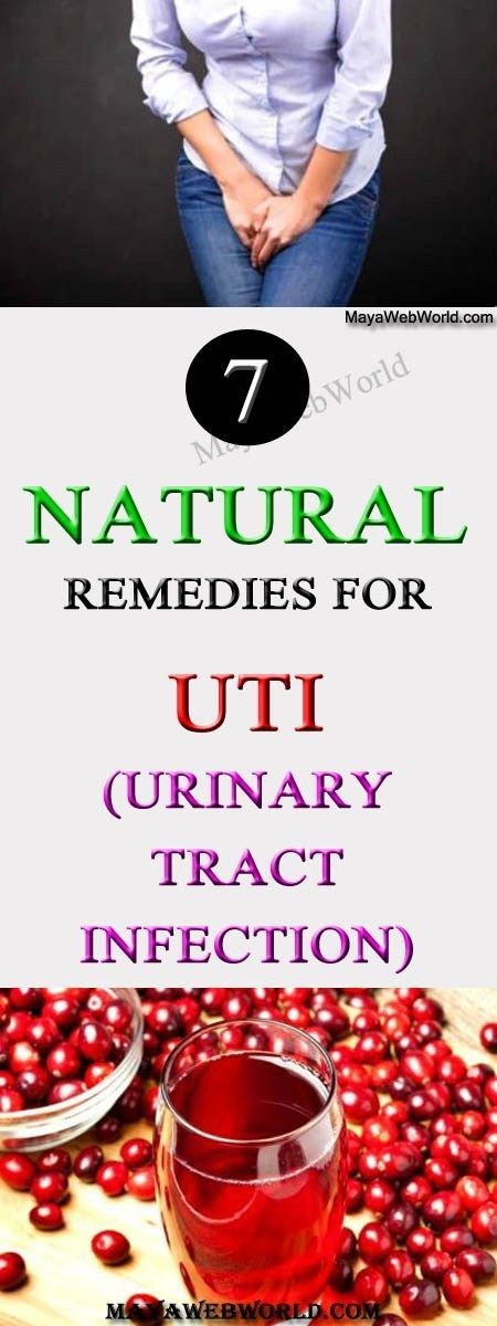 7 NATURAL REMEDIES FOR UTI (URINARY TRACT INFECTION).  #health #fitness #naturalremedies #healthyliv...