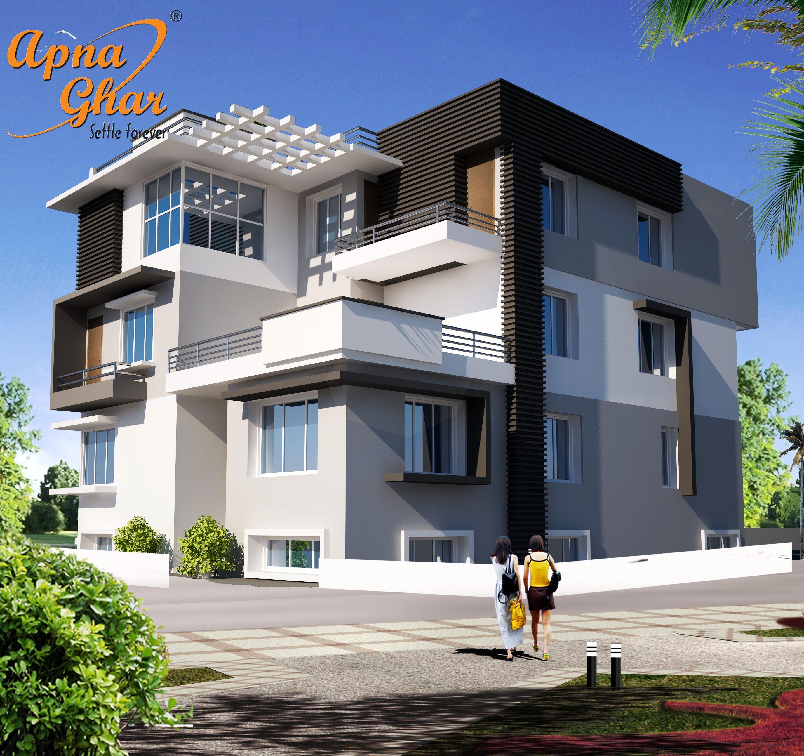 Apnaghar House Design: Pin By Apnaghar On Apanghar House Designs
