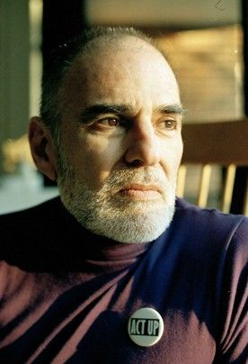 """On this date in 1981, deep within the pages of the New York Times, Larry Kramer reads a report on 41 homosexual men who've died of a spectacularly rare cancer. """"I called a doctor friend and he knew about it. The party was over. It was AIDS."""""""