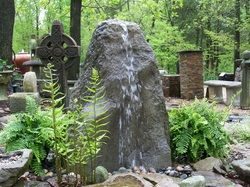 Boulder Fountain Water Fountains Outdoor Fountains Outdoor Backyard Water Feature