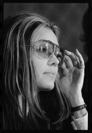 Gloria steinem the truth will set you free book