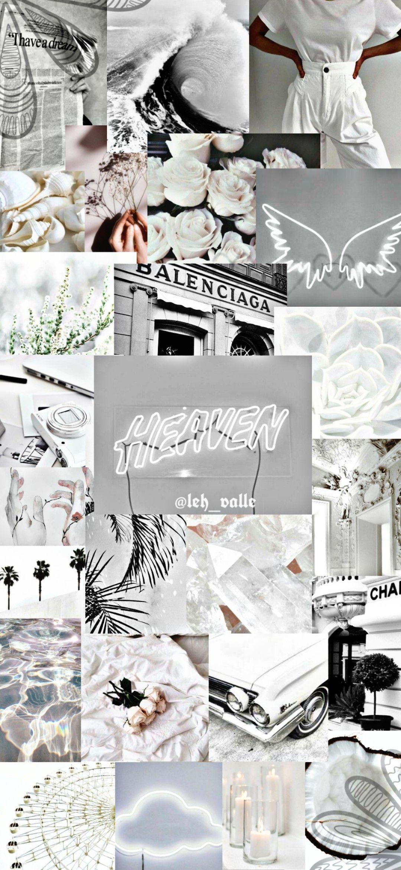 Walppeaper White In 2020 Iphone Wallpaper Tumblr Aesthetic Black Aesthetic Wallpaper Aesthetic Iphone Wallpaper