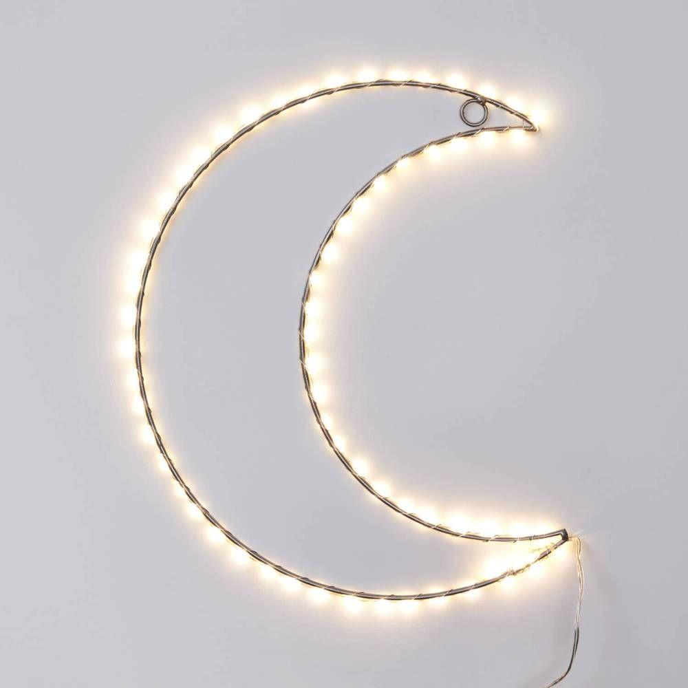 Moon Wire Wall Light -   19 beauty Wallpaper lights ideas