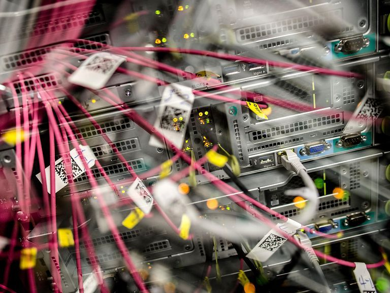 Deutsche Telekom's corporate customers arm TSystems