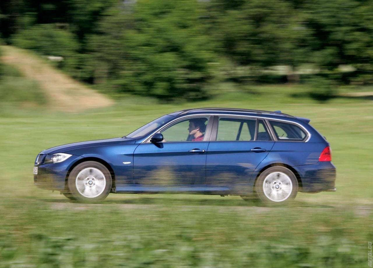 2006 BMW 325i Touring