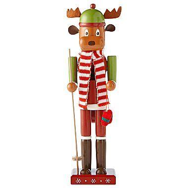 Moose Nutcracker Moose Nutcracker Christmas Christmas