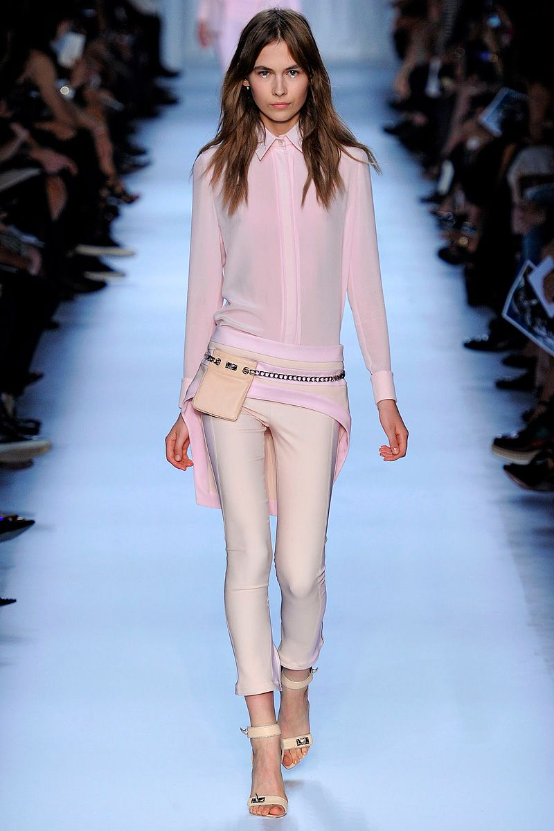 Givenchy Spring Runway