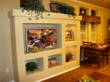 drywall entertainment center - Google Search | arizona home ...