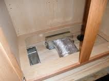 The Toe Ductor Is A Complete Easy To Install Ducting Kit For Routing Your Forced Air Hvac System Through A Ca Archways In Homes Under Cabinet Cabinet Toe Kick