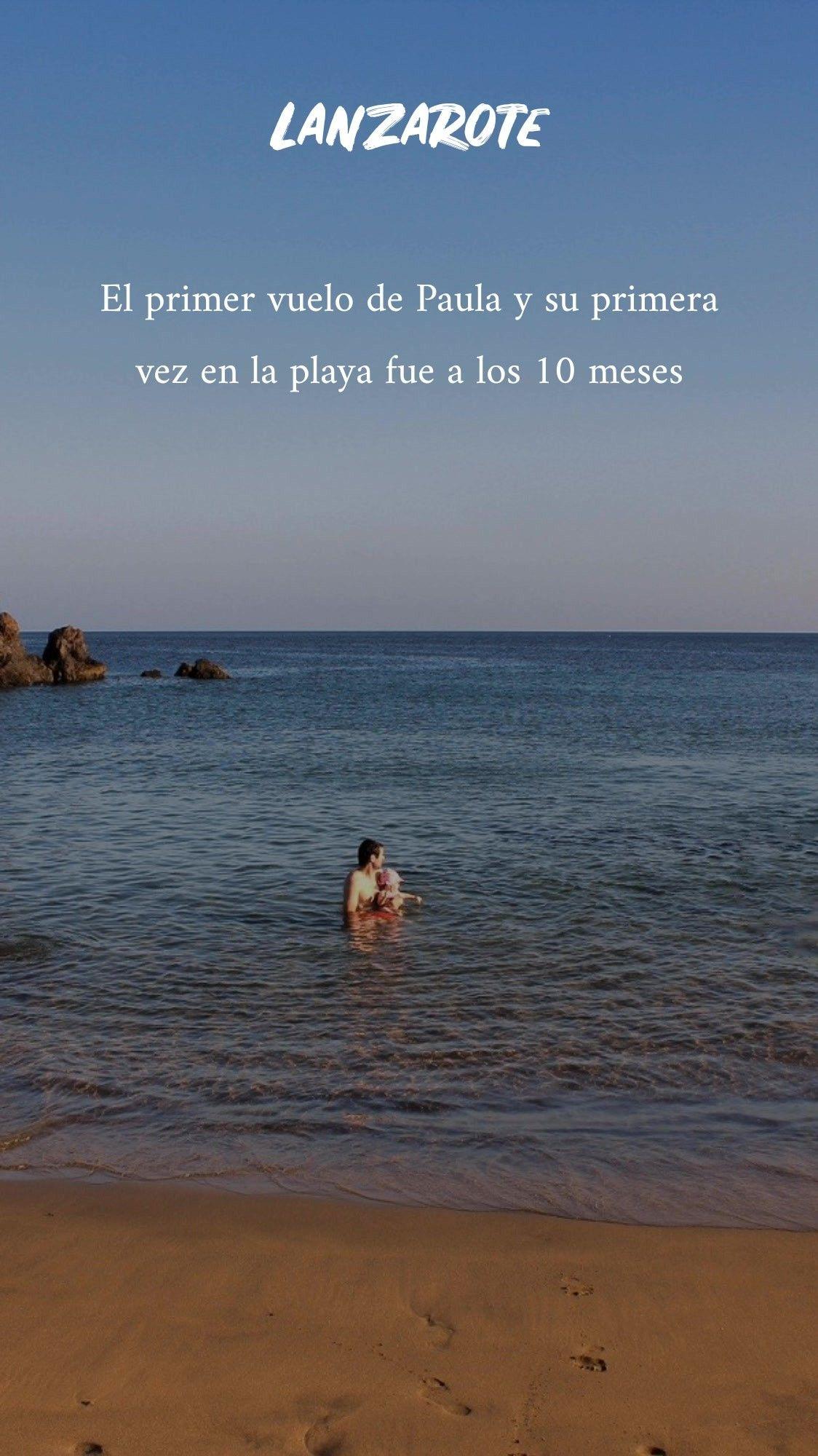 Playa Chica Lanzarote Lanzarote Chica En La Playa Mirador Del Rio