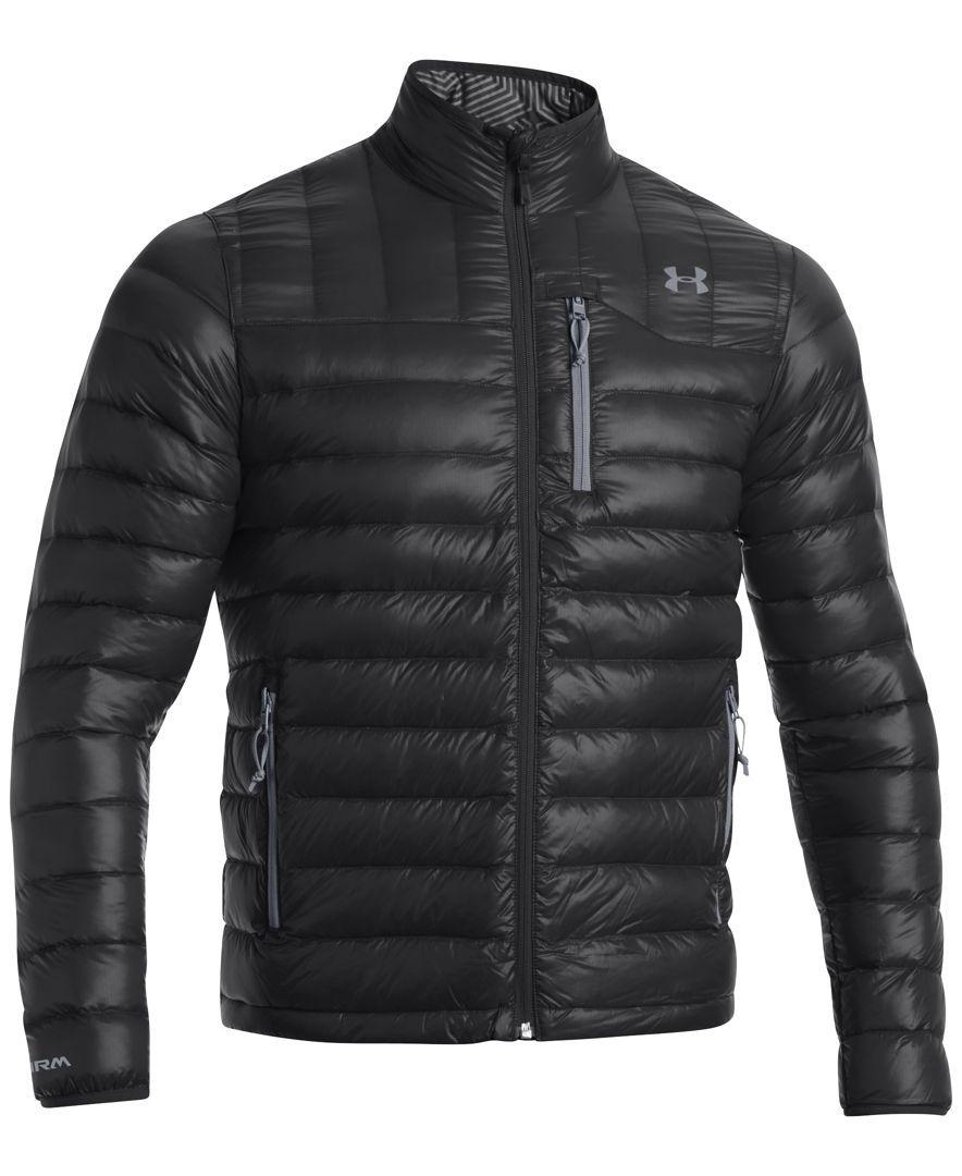 Under Armour Storm Coldgear Turing Jacket Mens Jackets Jackets Under Armour Men