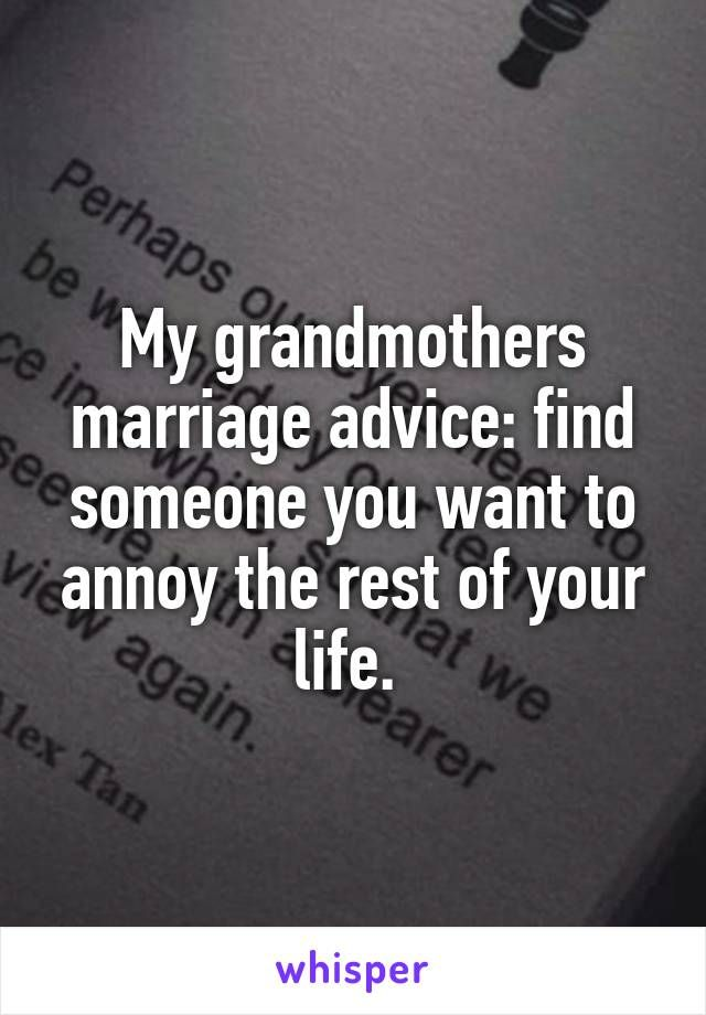 True and timeless love advice you need to know