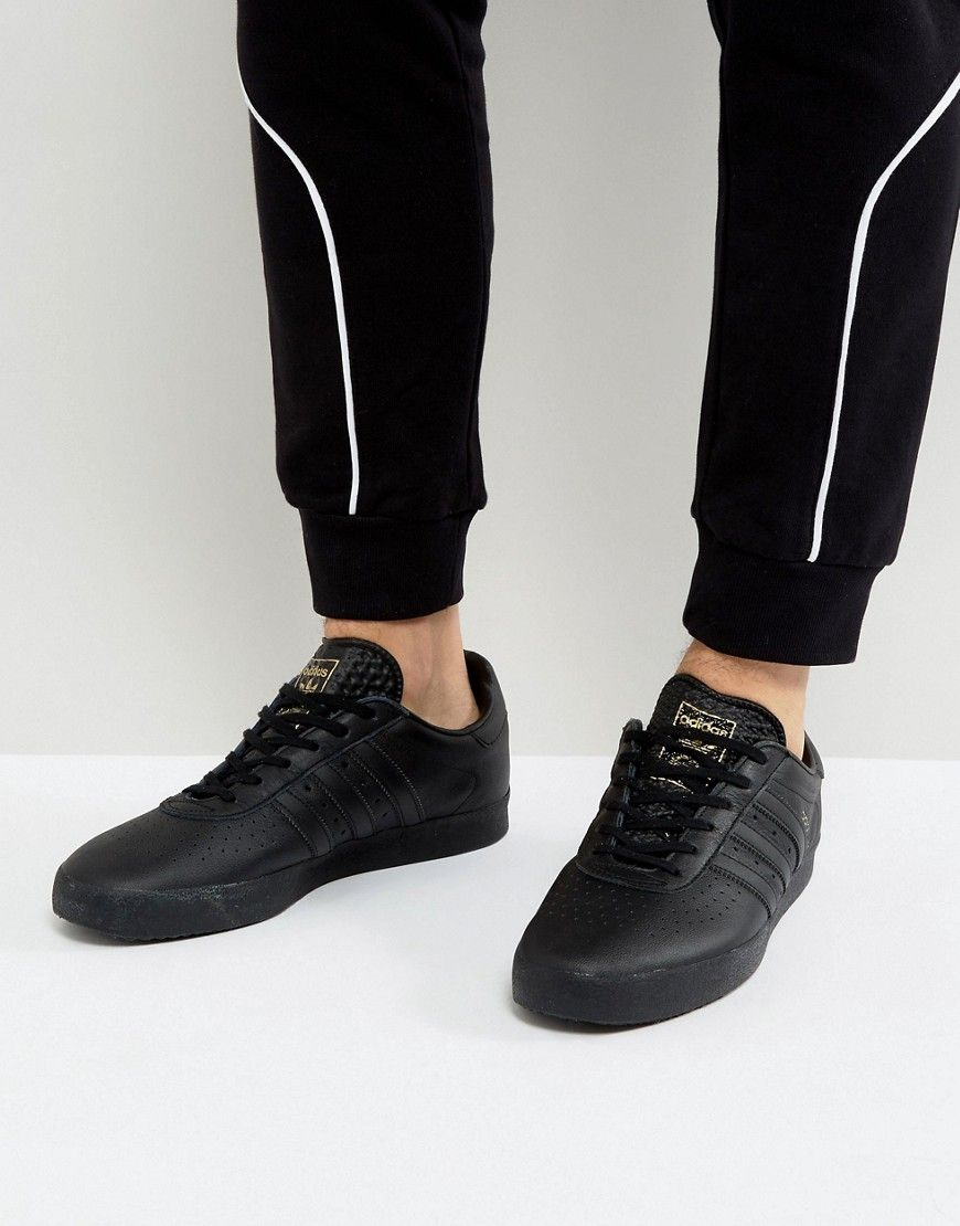 16fefa72d42b98 ADIDAS ORIGINALS 350 SNEAKERS IN BLACK BY1861 - BLACK.  adidasoriginals   shoes