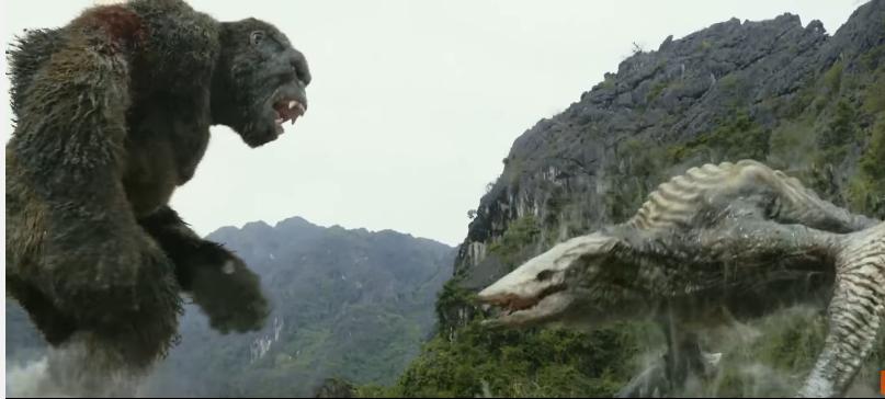Kong: A Ilha da Caveira (2017)