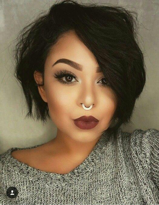 Modele de couleur pour cheveux court