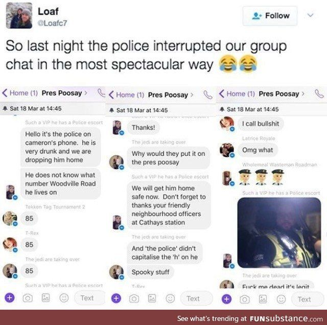 The Police Tumblr Funny Texts Funny Text Messages Tumblr Funny