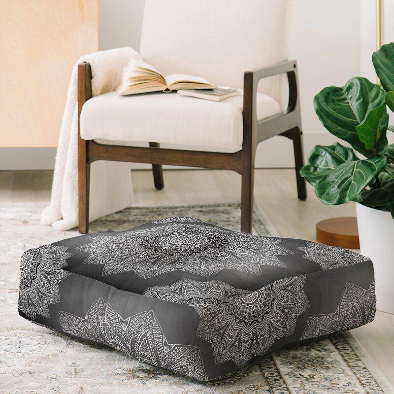 Square Floor Pillow in 2020 Square floor pillows, Floor