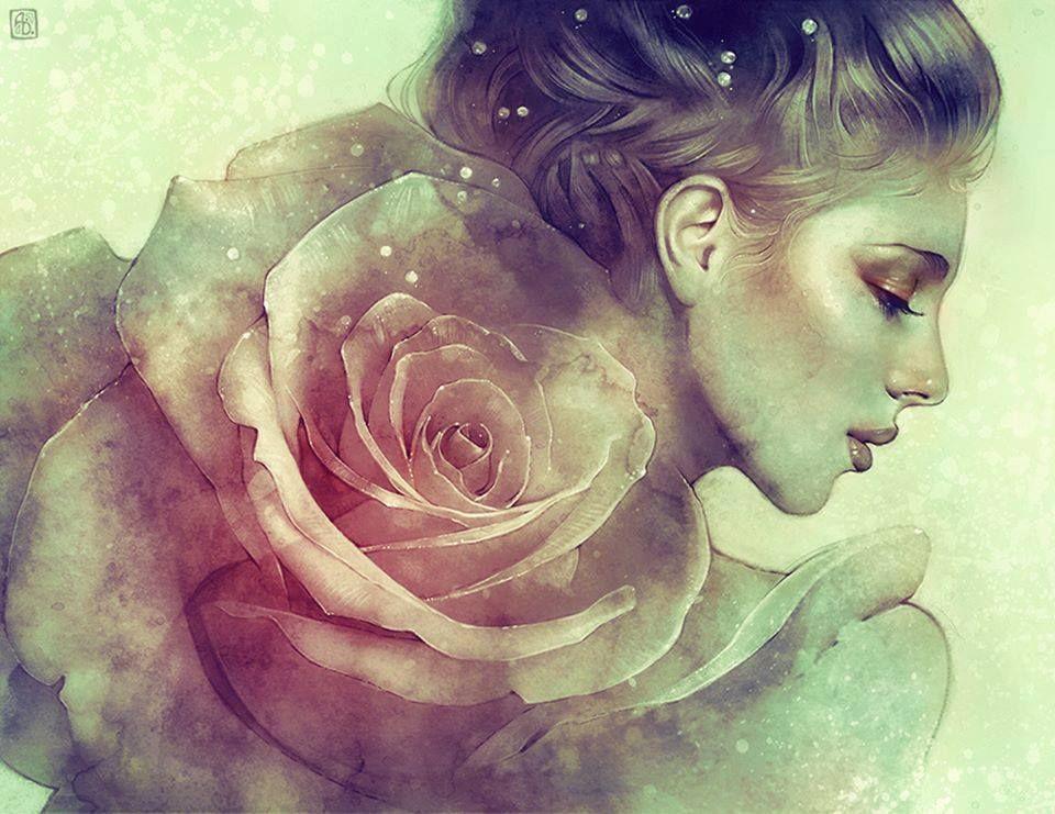 Let it go...  Loslaten  Vrouw&Verbinding