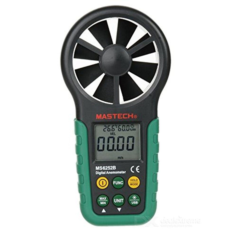 MASTECH MS6252B Multifunction Digital Anemometer