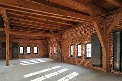 Huge loft space!