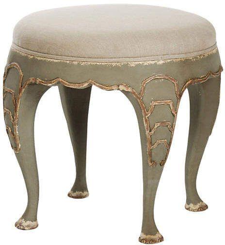 Astonishing One Kings Lane Adelaide Stool Vanity Stool Vanity Stool Gamerscity Chair Design For Home Gamerscityorg