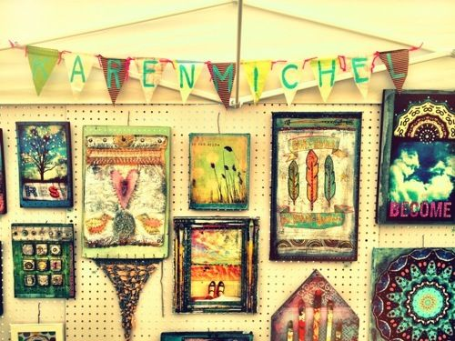 November 9 Picture Challenge: My favorite display at the fair....I ...
