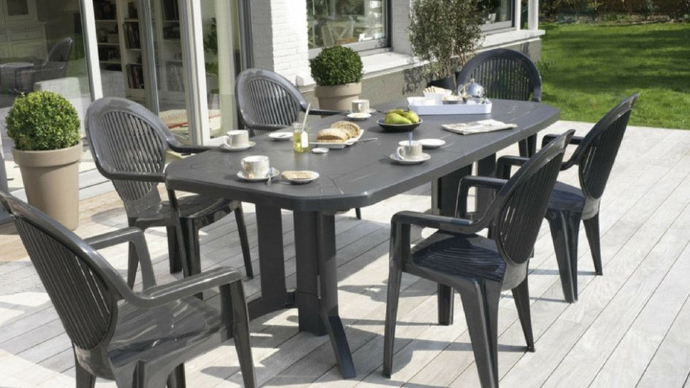 Nettoyer Une Table De Jardin En Plastique Outdoor Furniture Sets Outdoor Furniture Outdoor Tables