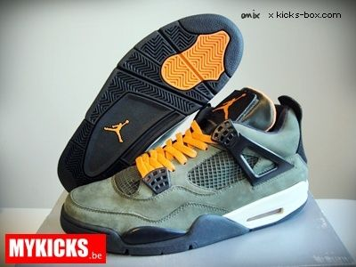 finest selection 2d31c ca893 Air Jordan 4 Retro RA x UNDEFEATED On www.kicks-box.com