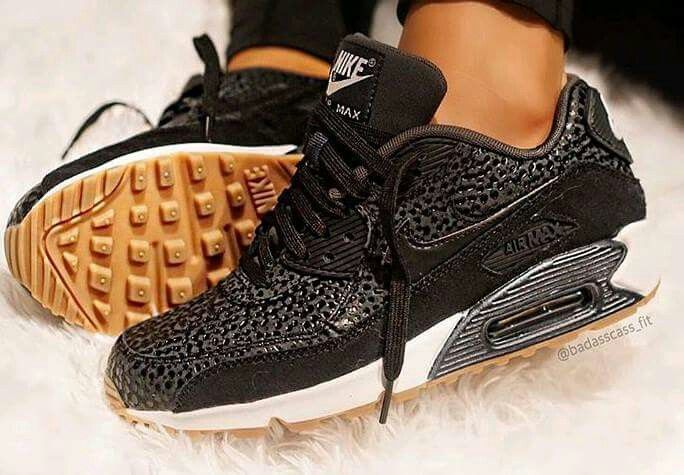 Nike Air Max - Blk Peng
