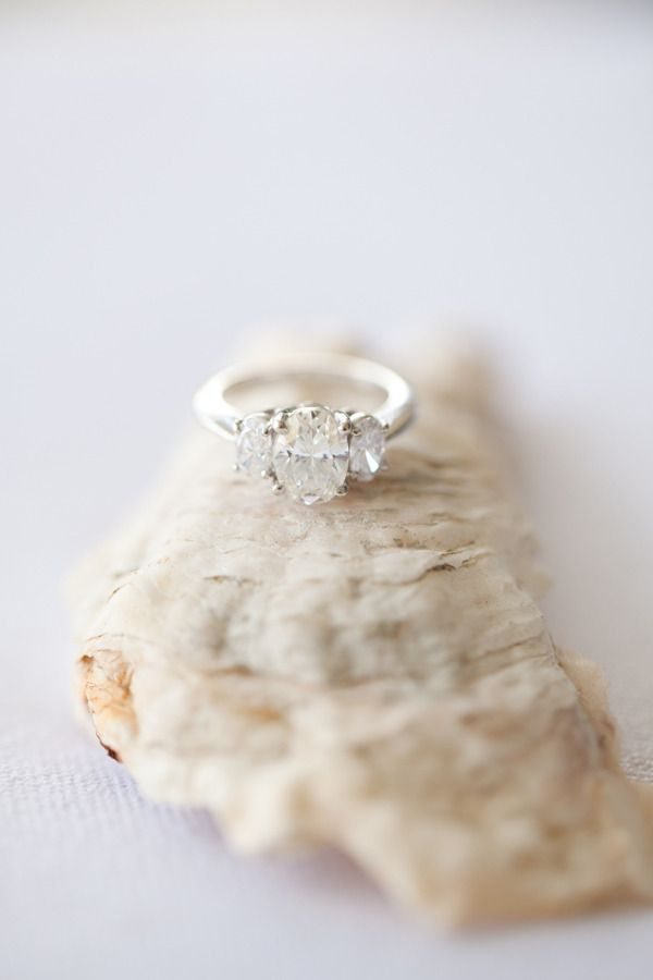***exact stone set I have in my ring**** Stunning Ring ~ Stunning Wedding! http://StyleMePretty.com/2012/04/09/naples-wedding-by-kt-merry-photography/ Photography by ktmerry.com