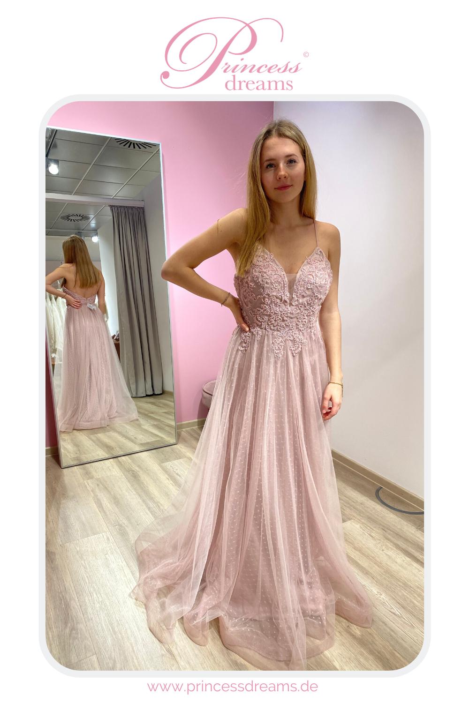Abiballkleid rosa in 11  Formale kleider, Kleider, Formelle kleider